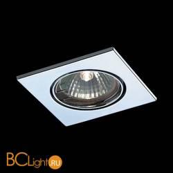 Встраиваемый спот (точечный светильник) Novotech Quadro 369347