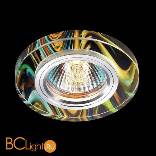 Встраиваемый спот (точечный светильник) Novotech Rainbow 369913