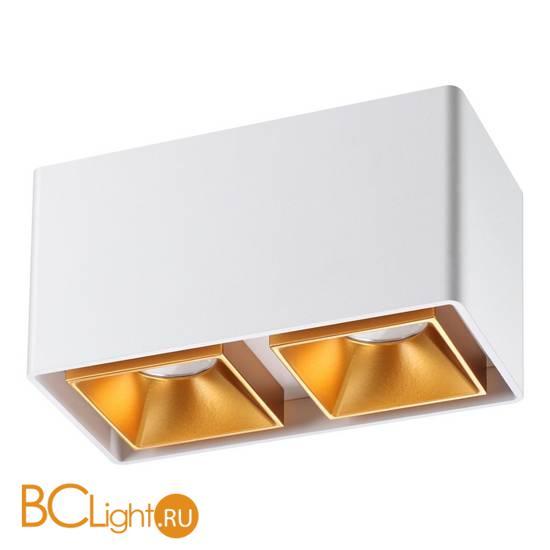 Потолочный накладной светильник Novotech RECTE 358490