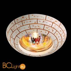 Встраиваемый спот (точечный светильник) Novotech Sandstone 369531