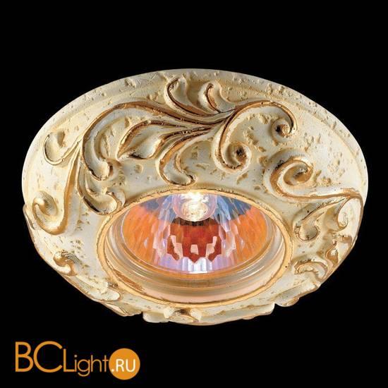 Встраиваемый спот (точечный светильник) Novotech Sandstone 369565