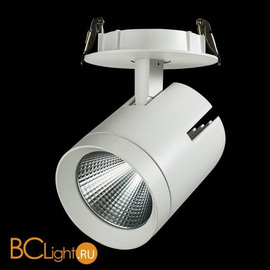 Встраиваемый спот (точечный светильник) Novotech Seals 357542