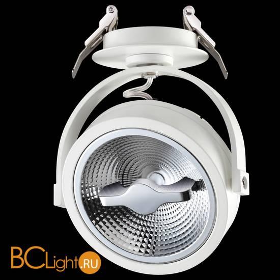 Встраиваемый спот (точечный светильник) Novotech Snail 357565