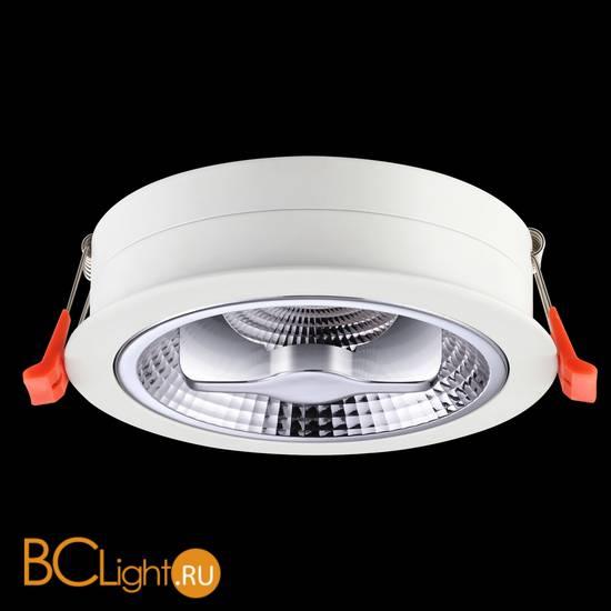 Встраиваемый спот (точечный светильник) Novotech Snail 357568