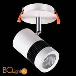 Встраиваемый спот (точечный светильник) Novotech Solo 357458