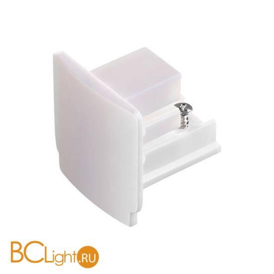Заглушка торцевая для трёхфазного шинопровода Novotech 135044