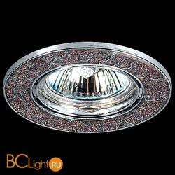 Встраиваемый спот (точечный светильник) Novotech Stone 369284