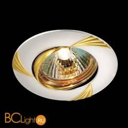 Встраиваемый спот (точечный светильник) Novotech Trek 369629