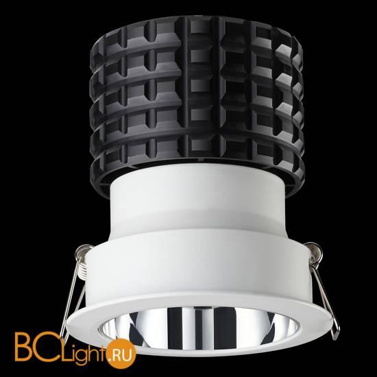 Встраиваемый спот (точечный светильник) Novotech Turbine 357564