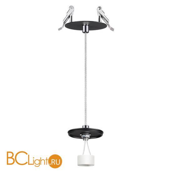 Встраиваемый светильник без плафона Novotech UNITE 370693