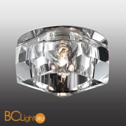 Встраиваемый спот (точечный светильник) Novotech Vetro 369299