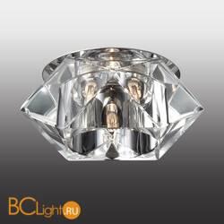 Встраиваемый спот (точечный светильник) Novotech Vetro 369300
