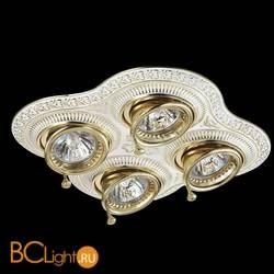 Встраиваемый спот (точечный светильник) Novotech Vintage 370179