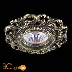 Встраиваемый спот (точечный светильник) Novotech Vintage 370024