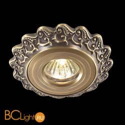 Встраиваемый спот (точечный светильник) Novotech Vintage 369930