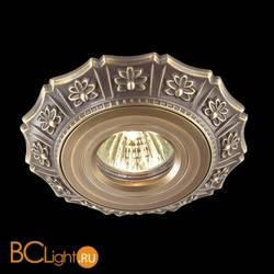 Встраиваемый спот (точечный светильник) Novotech Vintage 369933