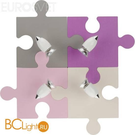 Спот (точечный светильник) Nowodvorski Puzzle 6384
