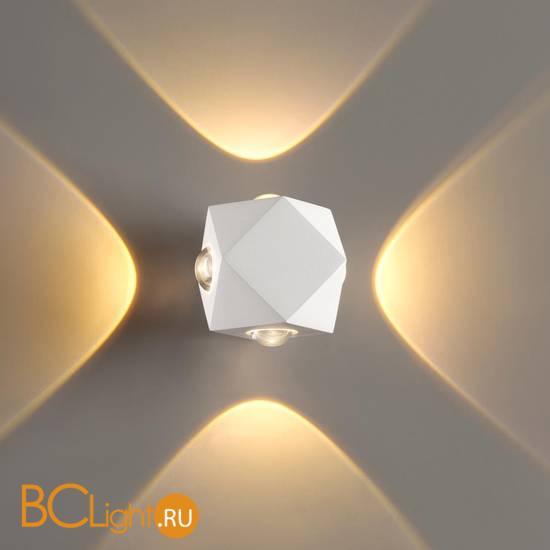 Настенный влагозащищенный светильник Odeon Light Diamanta 4219/8WL