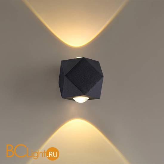 Уличный настенный светильник Odeon Light Diamanta 4218/4WL