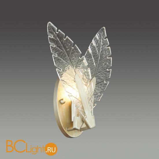Бра Odeon Light Floweri 4838/1W