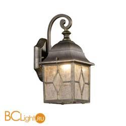 Настенный уличный светильник Odeon Light Lartua 2309/1W