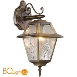 Настенный уличный светильник Odeon Light Outer 2316/1W