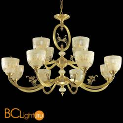 Люстра Odeon Light Piemont 3998/12