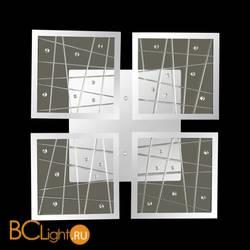 Потолочный светильник Odeon Light Raldo 4056/64CL