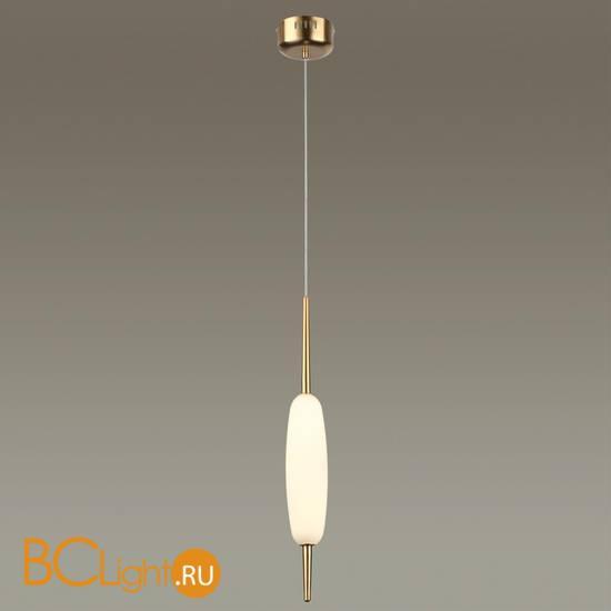 Подвесной светильник Odeon Light Spindle 4792/12L