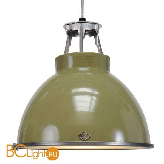 Подвесной светильник Original BTC Titan FP005G/GL01E