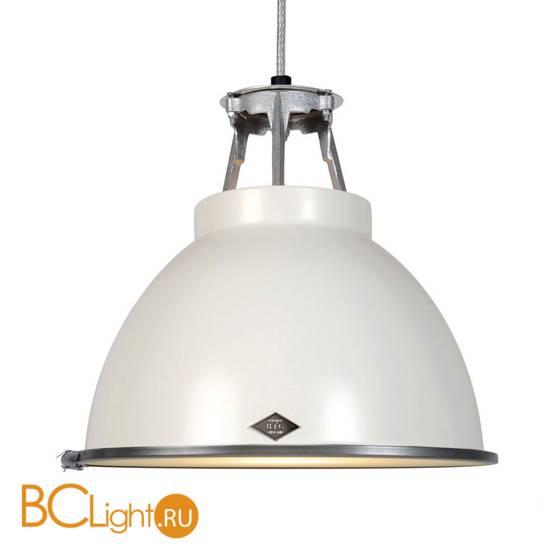 Подвесной светильник Original BTC Titan FP005W/GL01E