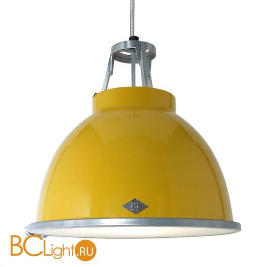 Подвесной светильник Original BTC Titan FP005Y/GL01E
