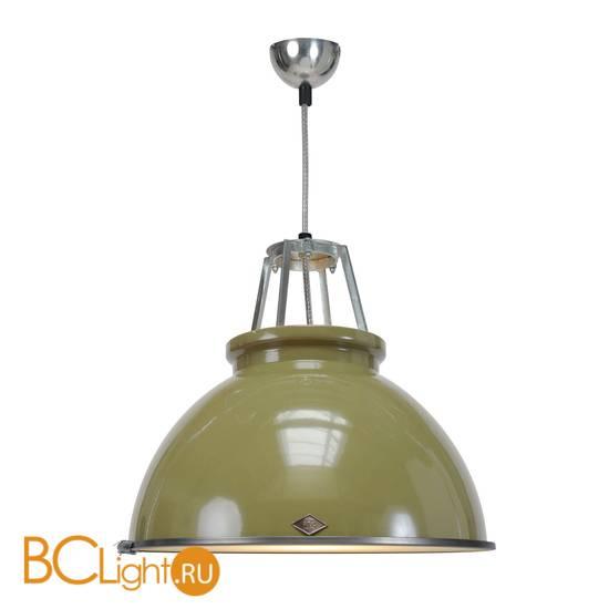 Подвесной светильник Original BTC Titan FP033G/GL03E