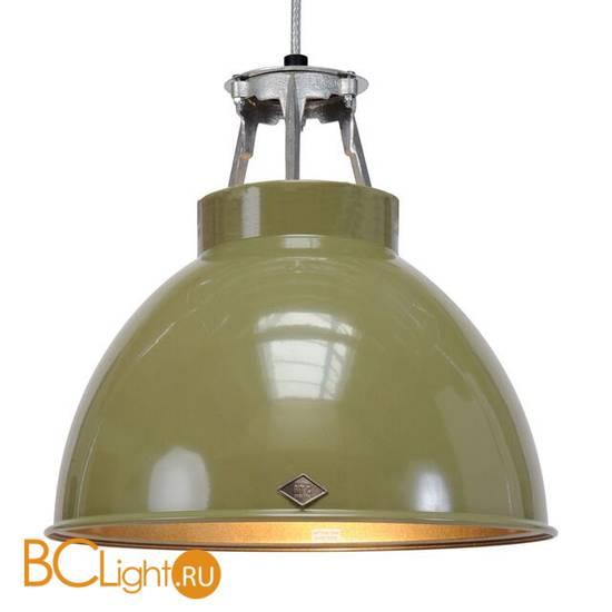 Подвесной светильник Original BTC Titan FP077G/BR
