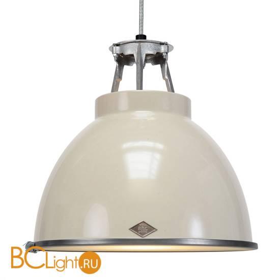 Подвесной светильник Original BTC Titan FP077W/GL05E