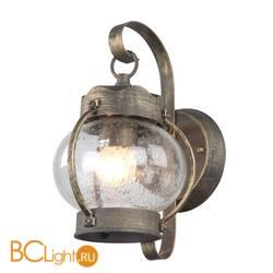 Настенный уличный светильник Orion Leuchten AL 11-1165 schwarz-gold