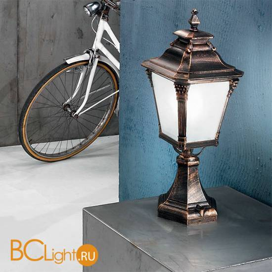 Садово-парковый светильник Orion Leuchten AL 11-1139/1 Patina