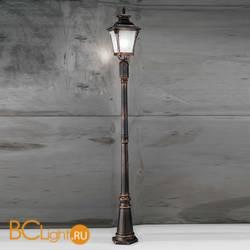 Садово-парковый светильник Orion Leuchten AL 11-1141/1 Patina