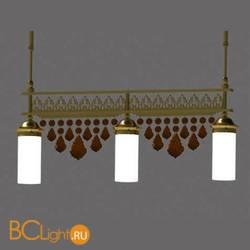 Подвесной светильник Orion Leuchten HL 6-1552/3 gold topas