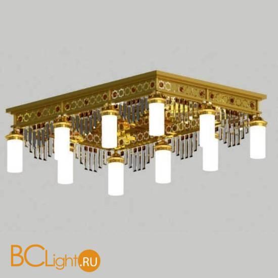 Потолочный светильник Orion Leuchten DLU 1705/10 gold topas