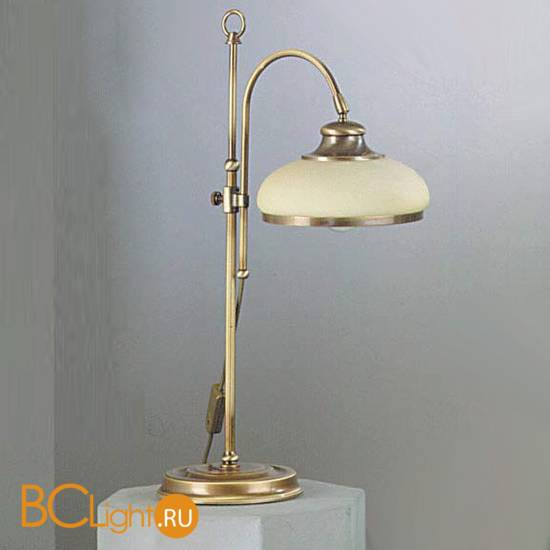 Настольная лампа Orion LA 4-898/1 Patina/412 champ/Patina
