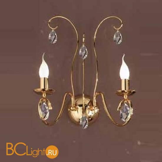 Бра Orion Leuchten WA 2-1093/2 Gold