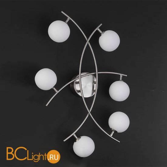 Потолочная люстра Orion Leuchten DL 7-574/6 satin