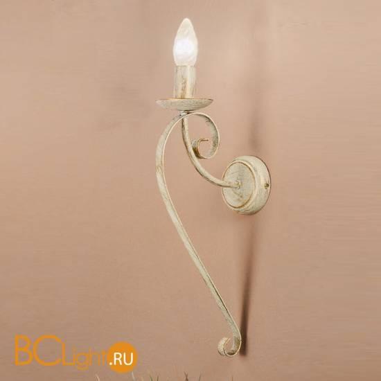 Бра Orion Leuchten WA 2-1220/1 Elfenbein-gold
