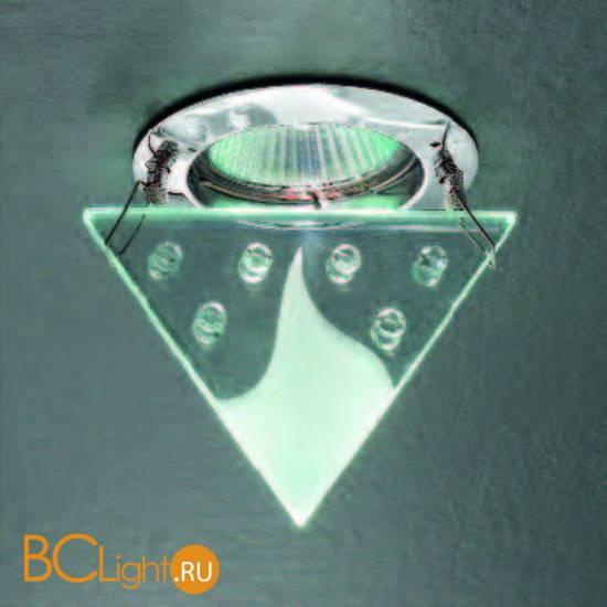 Встраиваемый спот (точечный светильник) Orion Leuchten STR 10-350 Chrom/EBL