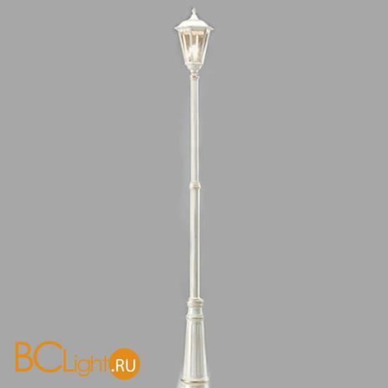 Садово-парковый светильник Orion Leuchten AL 11K/82508 Weiss-gold/ rauch