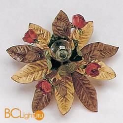 Настенно-потолочный светильник Passeri International Rose PL 5270/1 Dec. 05