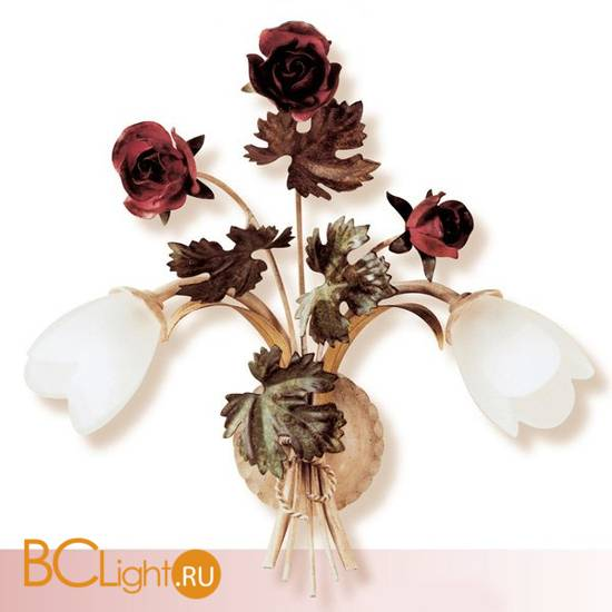 Бра Passeri International Rose A 5595/2 Dec. 05