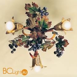 Настенно-потолочный светильник Passeri International Frutta PL 5795/3 Dec. 041