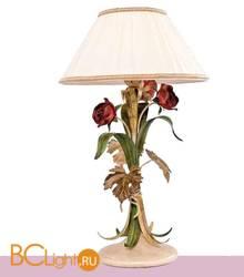 Настольная лампа Passeri International Rose LM 5105/1/L Dec. 05